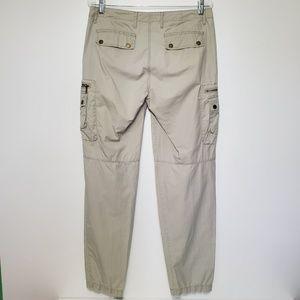Michael Kors Pants - Michael Kors Cargo Khaki pants size 8P